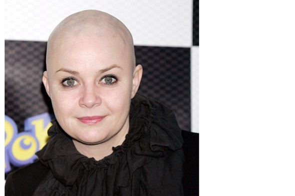 Gail Porter recovering after reported 'suicide bid'