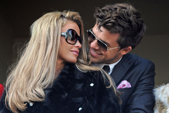 Katie Price wants babies with Leandro Penna