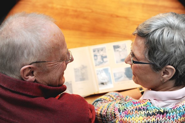 What to call the grandparents - granny and grandad are no more