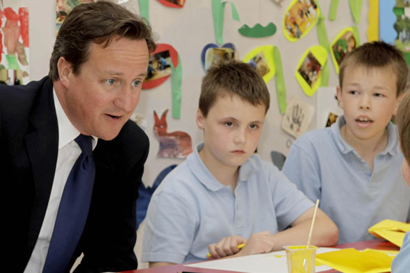 Prime Minister David Cameron under fire: Criticism of absent fathers 'too simplistic'