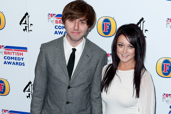 Inbetweeners' star James Buckley is going to be a dad at 23
