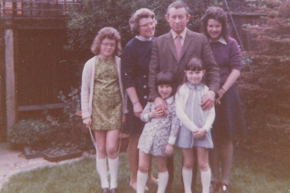 Father's Day: 'My dad died when I was 11; I relish every day I have with my children'
