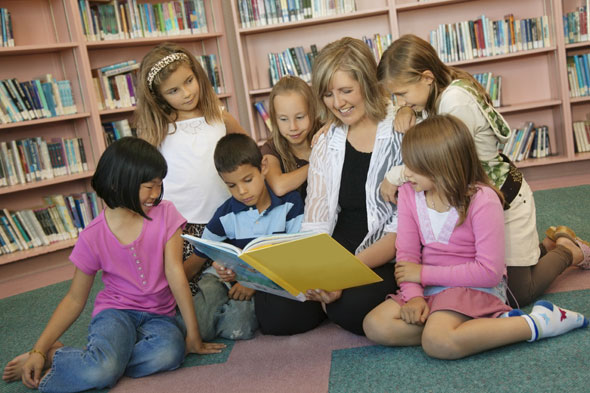 Rich children have better vocabulary by age of five than poorer kids