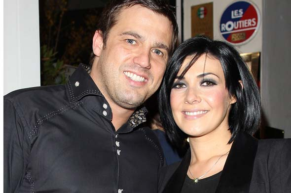 Kym Marsh revealed agony of baby Archie's funeral