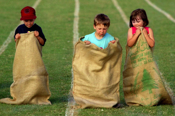 Why parents hate school sports day