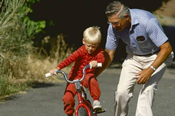 10 ways to keep under five year old active