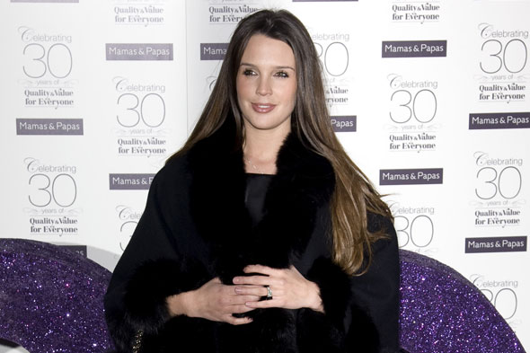 Danielle Lloyd gives birth to second son 10 weeks early