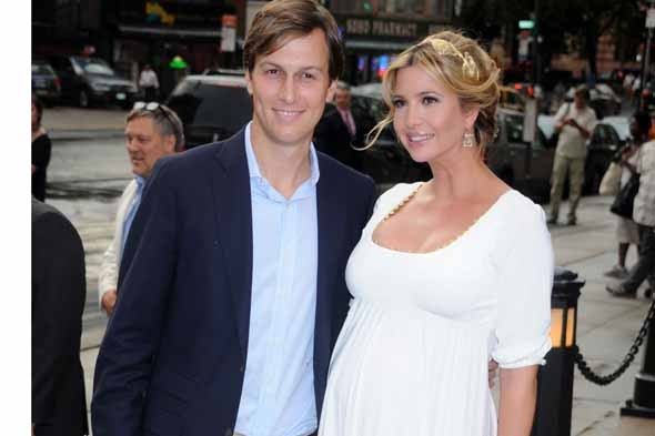 Ivanka Trump adds to the family empire with birth of daughter