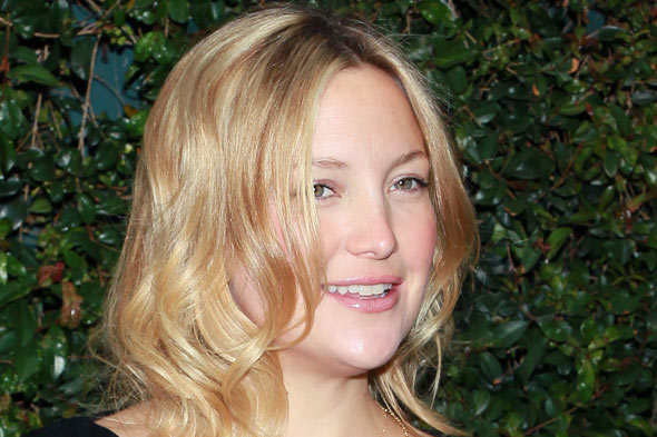 Kate Hudson gives birth to second son