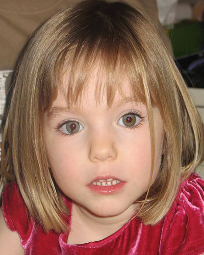 Madeline McCann: DNA tests taken from little girl spotted by tourists in India