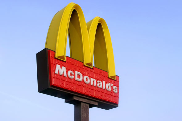 Council spends £100,000 on 'Mcpath' from school to McDonald's