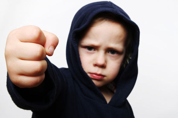 Generation of violent toddlers lashing out at mums and teachers