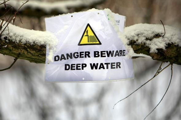 Mum warns of water dangers after 13-year-old boy drowns in quarry lake