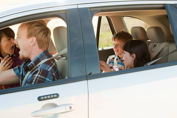 After school classes: Exhausted children and stressed taxi parents?