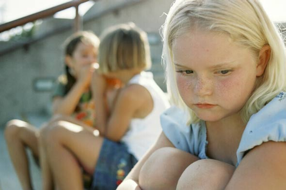 My child is being bullied: What can I do?