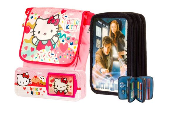 WHSmith back to school bags