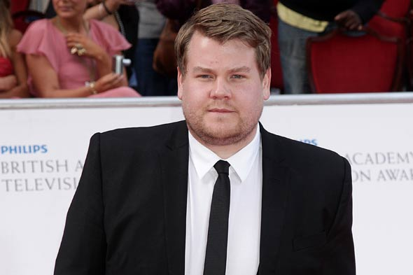 James Corden: Being a dad is annoying