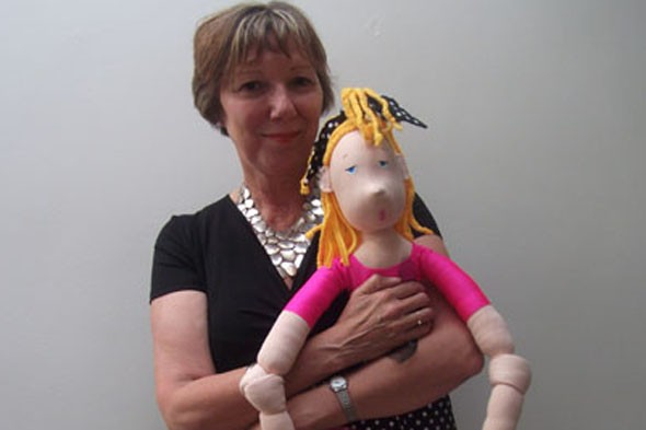 Growing up too fast - could the 'Notalie' doll help put the breaks on?