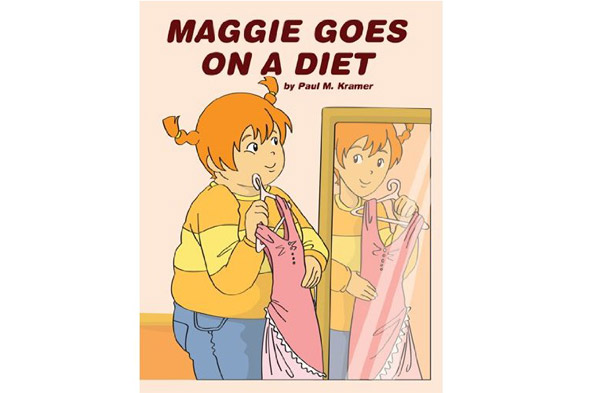 Diet book for six-year-olds