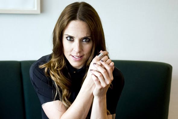 Mel C: Rihanna is too sexy for her young fans