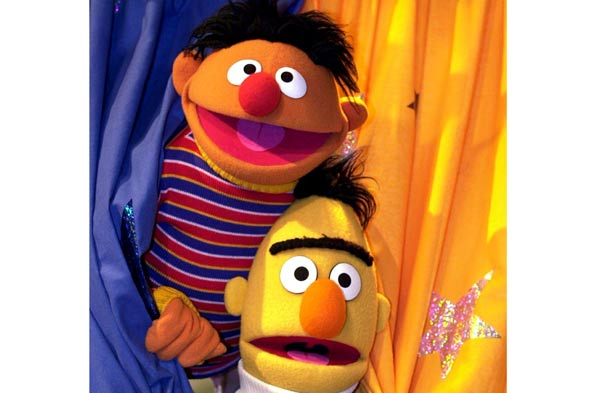 Sesame Street  to show first gay wedding? Online petition to get Bert and Ernie to tie the knot gathers pace