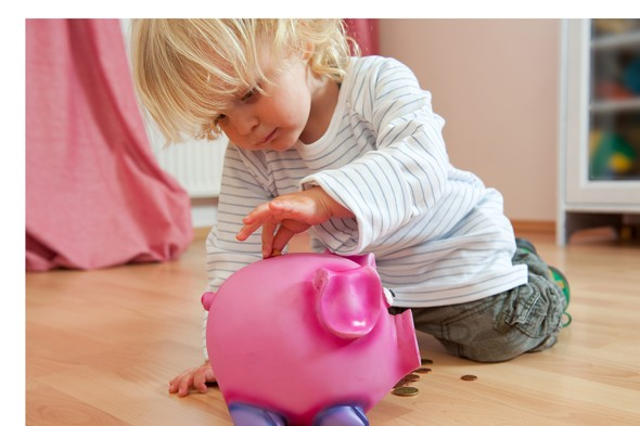 How much pocket money should kids get?