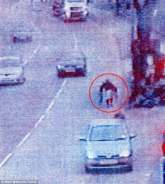CCTV image shows good samaritan rescuing children from busy dual carriageway