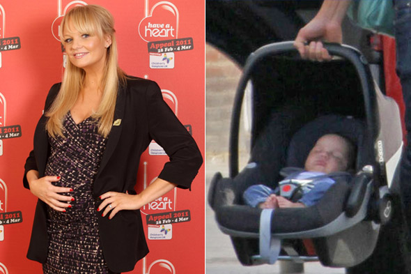 We shared our pregnancies with the stars: Meet the celebrity preg-a-likes