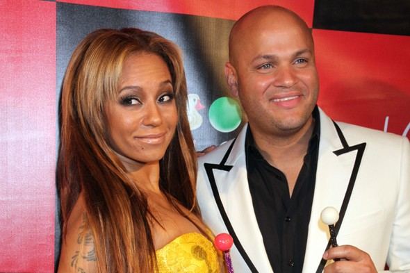 Mel B welcomes her THIRD daughter! New baby girl has arrived!