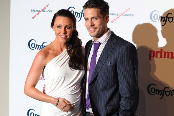 Michelle Heaton reveals how pregnancy has wrecked her sex life!
