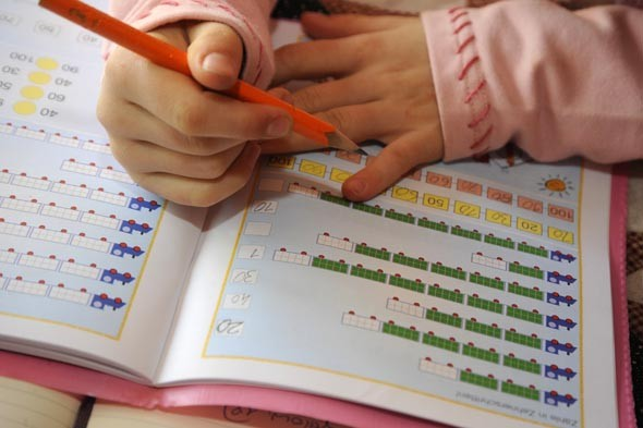 Are lessons in school too easy? Kids think so.