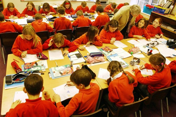Teachers live in fear of students making flse allegations against them