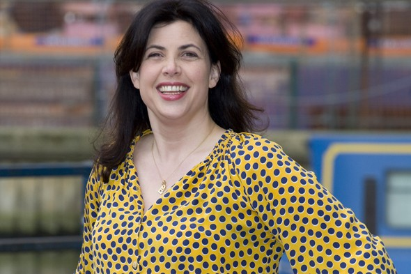 Kirstie Allsopp is ready for baby number three!