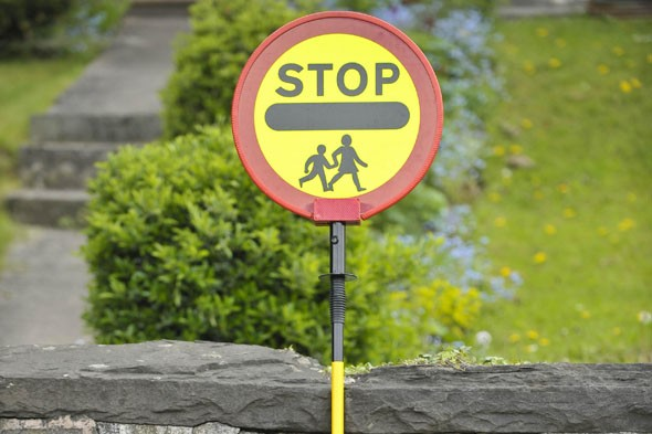 Lollipop lady retires after manning same crossing since 1965