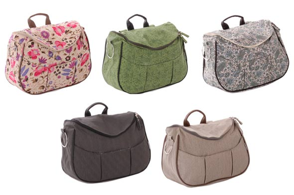 Changing bags from Minene - competition prize