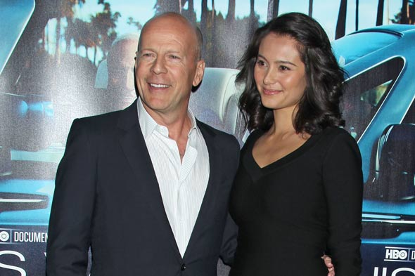 Bruce Willis to be a dad for the fourth time at 56