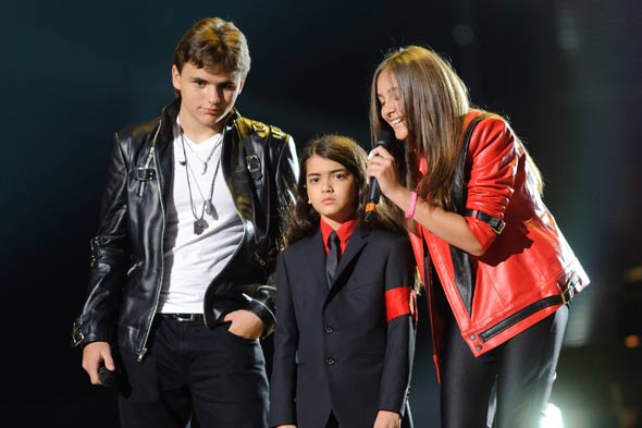 Michael Jackson's daughter Pairs is all grown up at tribute concert