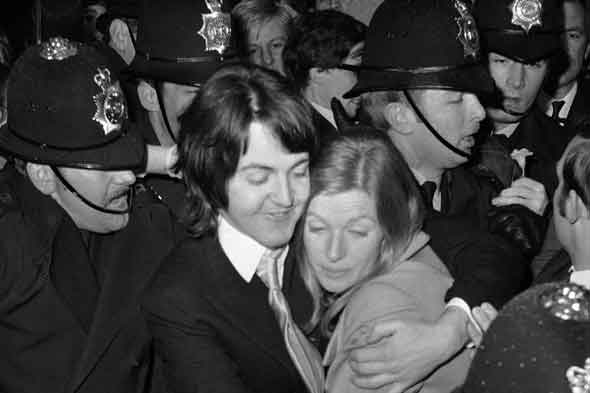 Sir Paul McCartney to wed for third time today - daughter Beatrice to be bridesmaid