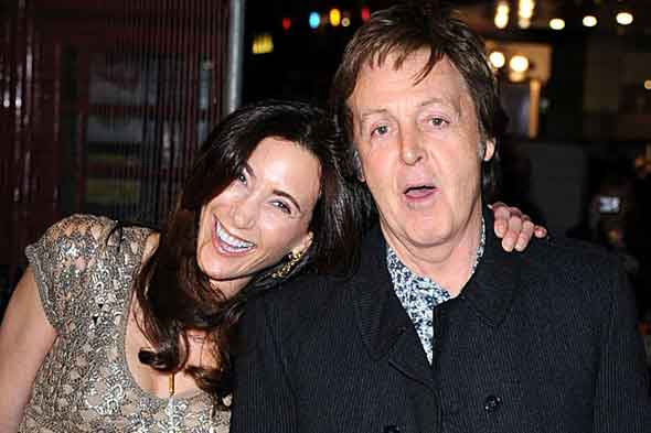 Sir Paul McCartney To Wed For Third Time Today