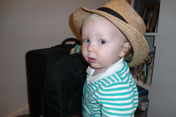 Toddler Tales: How to travel with a toddler