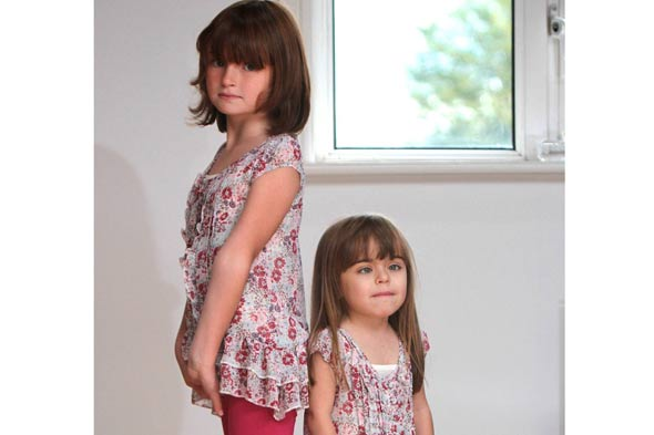 Meet the real life Thumbelina: Seven-year-old has rare dwarfism condition