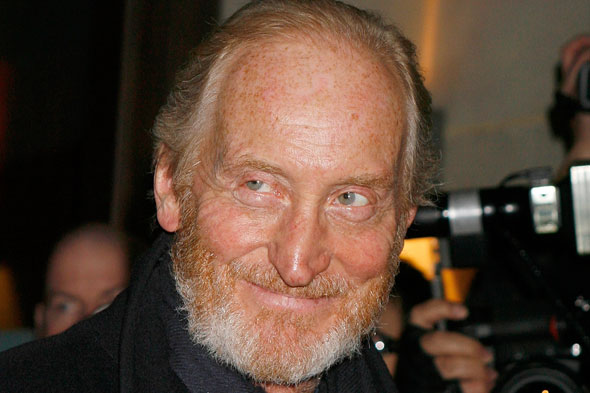 Charles Dance who is to be a dad again at 65