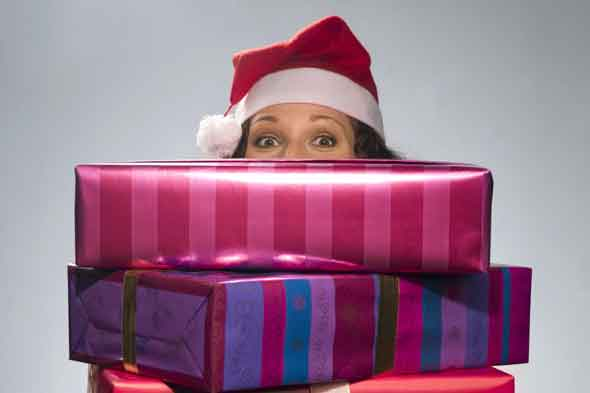 Why should I have to buy YOUR Christmas presents for MY children?