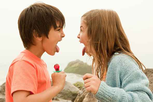 Chicken pox parties: Would you let your child lick a lolly infected with a sick stranger's spit?