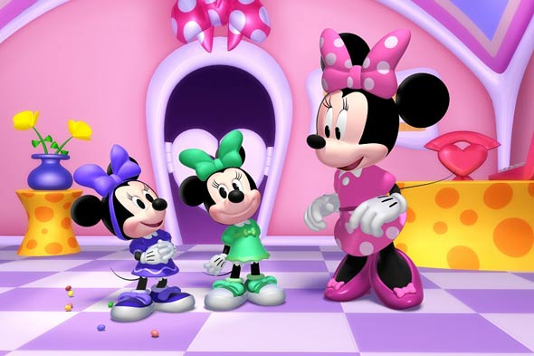 Minnie Mouse new TV show