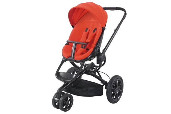 Win a Quinny Moodd travel system