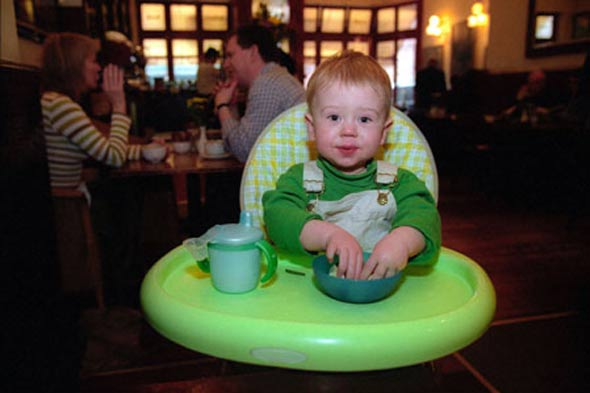 Uk's largest restaurant charging babies to sit even if they don't eat