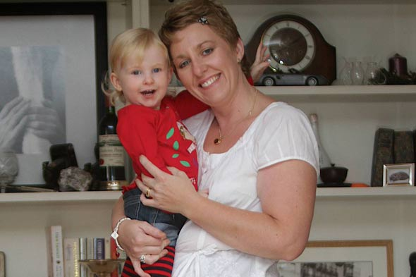 Incredible real life: Meet the woman who lost 13 stone to become a mum