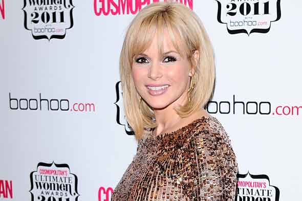 Pregnant Amanda Holden hits out at Twitter rumours that she suffered second stillbirth