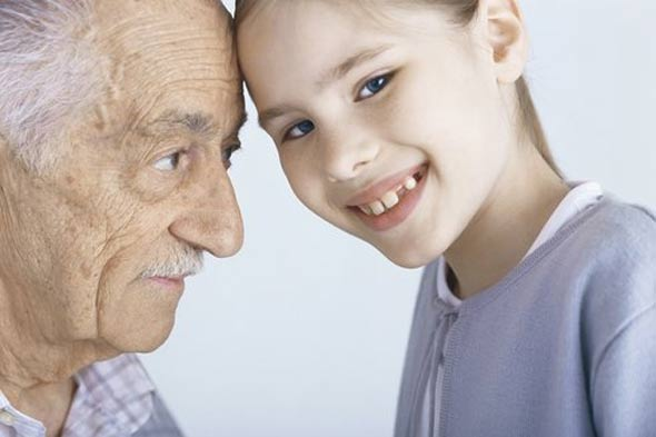 Pensioners becoming new generation of foster parents
